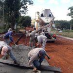 Trabajos de Obras Públicas