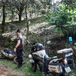 Secuestraron una motocicleta e investigan su procedencia