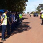 Concientización y prevención de siniestros viales: Policías, Agencia Nacional de Seguridad Vial e Inspectores Municipales trabajan en conjunto