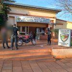 Recuperaron dos motocicletas robadas y detuvieron a dos jóvenes