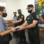 Efectivos de la Unidad Regional de Oberá recibieron armamentos y elementos de seguridad