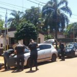 Incautaron en Oberá un vehículo con pedido de secuestro por un robo en Buenos Aires