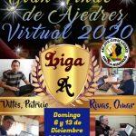 La liga A del Club de Ajedrez Oberá ya tiene campeón