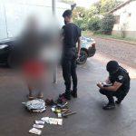 La policía recuperó un teléfono celular sustraídos esta mañana a una mujer en Oberá y demoró al presunto autor