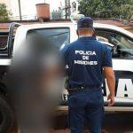 Apuñaló a un vecino y fue detenido por la policía