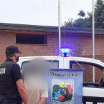 Conducía en estado de ebriedad, evadió un control policial y fue detenido