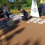 Incautaron más 113 gruesas de cigarrillos extranjeros sin el aval aduanero en Oberá