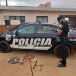 La Policía avanza en el esclarecimiento de un robo de herramientas ocurrido en Oberá