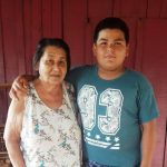 Amor, familia y respeto: la historia de Luciano y su abuela, Doña Paula