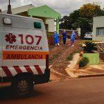 Salud pública asiste y acompaña a los pacientes con CoVid del hogar «El remanso»