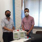 El IFAI entregó elementos sanitiznates
