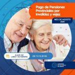 Pensiones por Vejez e Invalidez