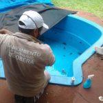 Tareas prevención Dengue y monitoreo de Ovitrampas