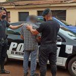 Detuvieron a un hombre estaba prófugo por un hecho de abuso y amenazas