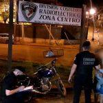 Recuperaron elementos robados, incautaron una motocicleta y detuvieron a dos jóvenes