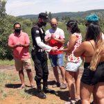 Covid-19: Campaña de concientización en zonas turísticas