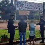 Detuvieron a dos personas involucradas en dos robos en Oberá