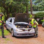Gendarmería Nacional incautó  cigarrillos de origen extranjero, estupefaciente y vehículos por más $ 15.000.000 pesos