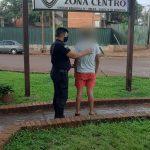 Detuvieron a un joven acusado de amenazar a un vecino en Oberá