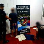 Detuvieron a un joven que robó e intentó vender prendas de vestir