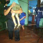 Más familias asistidas luego de la lluvia en Oberá