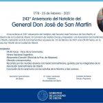 Hoy se recuerda el nacimiento del General José Francisco de San Martín