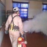 Cronograma de fumigación de las escuelas de la ciudad de Oberá