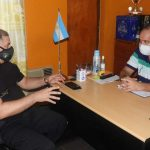La Policía y la comuna trabajan para fortalecer la seguridad