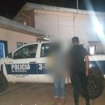 Intentó robar a un automovilista y fue detenido