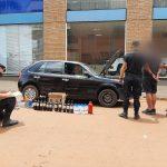 Intentó robar elementos de un supermercado y fue detenido en Oberá