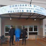 «Tatú» intentó robar un vehículo y fue detenido en el barrio Cien Hectáreas
