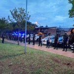 En la provincia el operativo de seguridad ciudadana dejó 85 vehículos secuestrados y 30 licencias retenidas