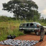 Gendarmería Nacional secuestró  estupefacientes, cigarrillos de origen extranjero y divisas por más de diez millones y medio de pesos