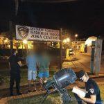 Fueron detenidos robando una hormigonera en el barrio Punta Alta