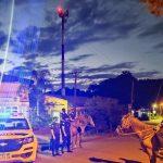 Fin de semana de Operativo de Seguridad Ciudadana dejó 38 detenidos y 63 vehículos secuestrados