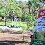 El Parque permanecerá cerrado por mantenimiento