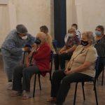Vacunación en Oberá para mayores de 75 y docentes activos mayores de 60