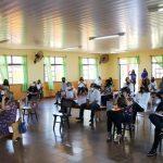 Reunión informativa al sector educativo de Oberá