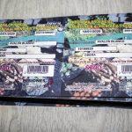 Entregas de Tickets Verde