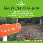 Mañana Vía Crucis de la Selva