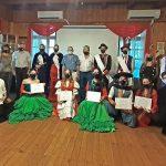 Entrega de Atributos a los Embajadores Culturales Virtuales de UCADE