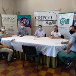 Integrantes de la CRIPCO se reunieron con el Intendente
