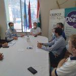 Integrantes de la CRIPCO se reunieron con el Ministro Trevisan