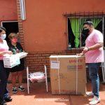 PAMI Misiones le otorgó una ayuda económica extraordinaria a un centro de Jubiladxs y pensionadxs de Oberá