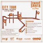 City Tour otra alternativa para Semana Santa