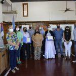 El Concejo Deliberante de Oberá declaró de interés Cultural y social Municipal el Centro Cultural Argentino