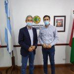 Reunión con el Ministerio de Industria de la Provincia