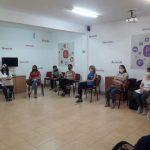 Reunión con Instituciones de Educación Especial