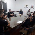 Reunión con la policía de Misiones