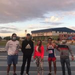 Destacada participación de obereños en el sudamericano de atletismo